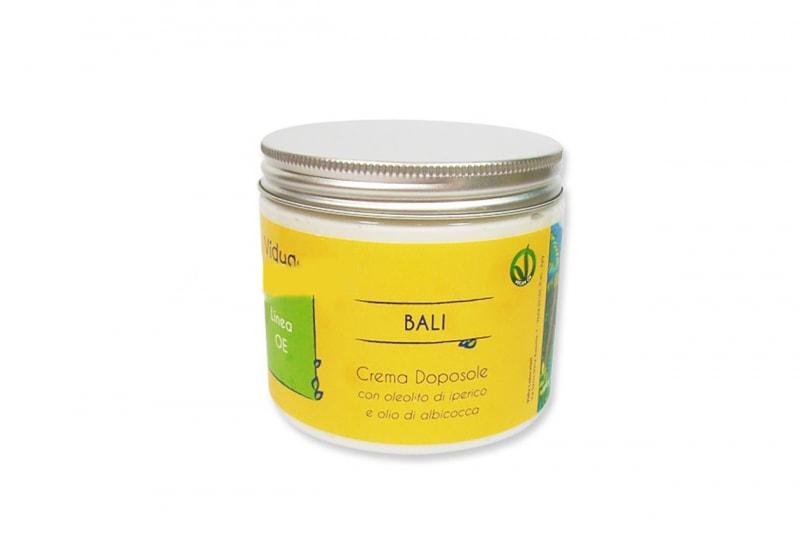 Doposole naturale – Vidya Cosmetics Linea Bali Crema Doposole