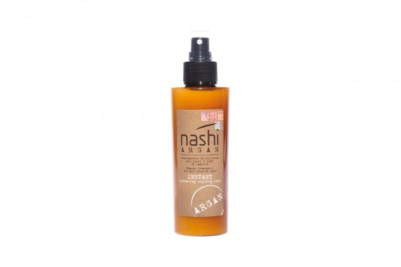 Doppie punte: Nashi Argan Istant Hydrating Styling Mask