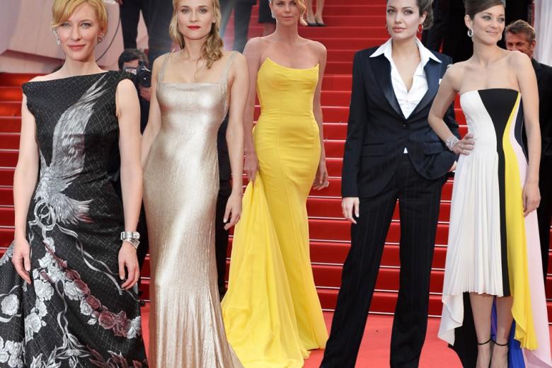 Cannes: gli abiti più belli delle ultime edizioni