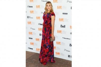 Elizabeth Olsen: In abito floreale