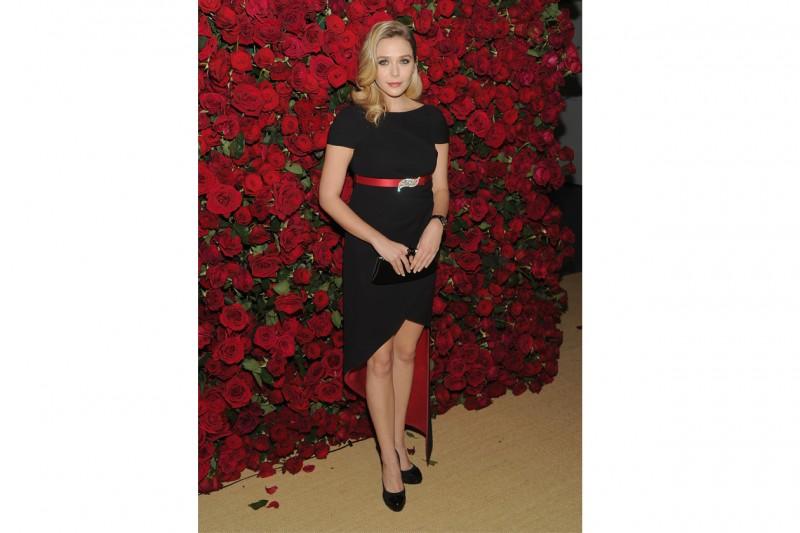 Elizabeth Olsen: sofisticata in Chanel