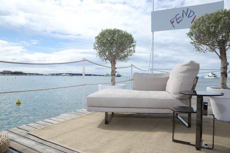 FENDI by Karl Lagerfeld book presentation Cannes 2015 1