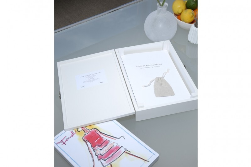 FENDI by Karl Lagerfeld book presentation Cannes 2015 6