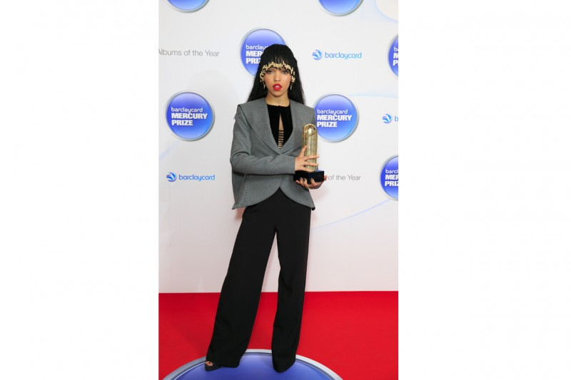 FKA Twigs al Mercury Prize: una moderna Cleopatra
