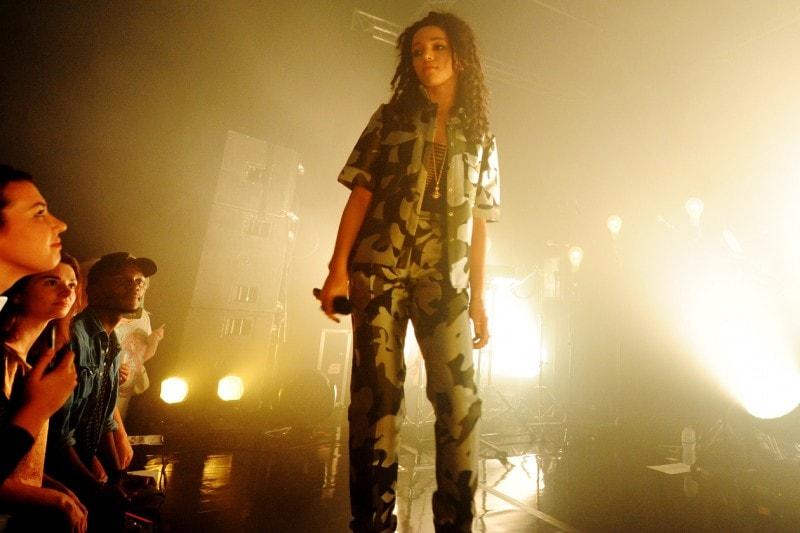 FKA Twigs on stage