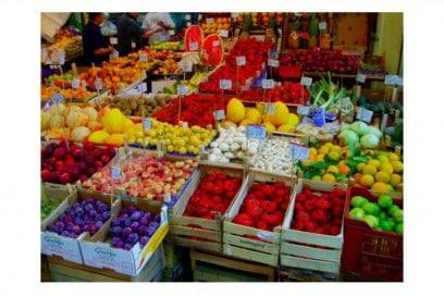 Frequentate i mercati di zona