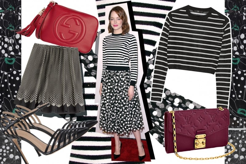 Get the look: Emma Stone in Michael Kors
