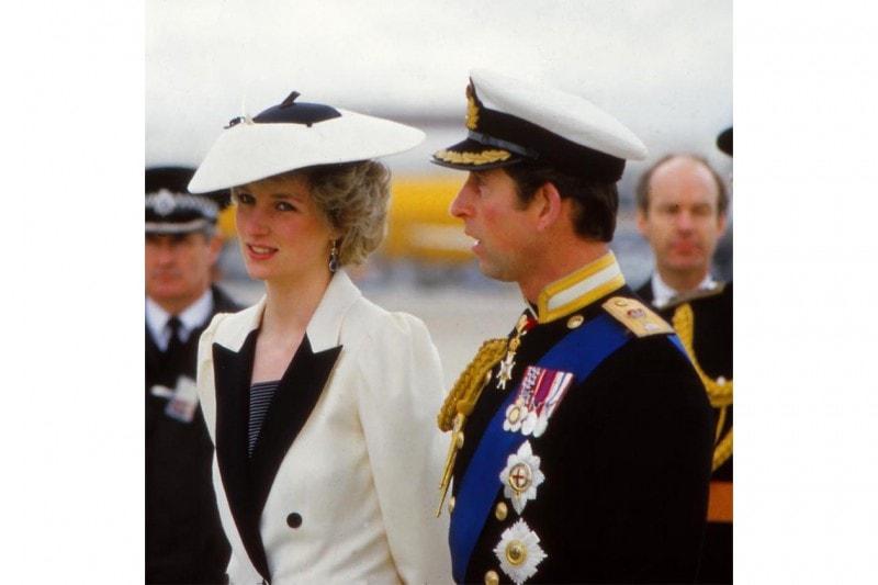 I gusti di Carlo e Diana