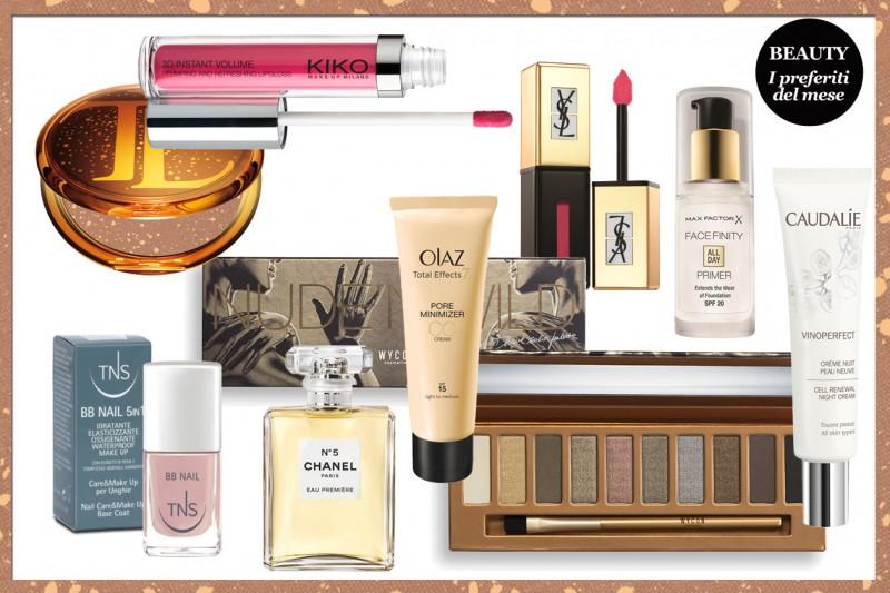 I prodotti beauty di Maggio scelti da Grazia.IT