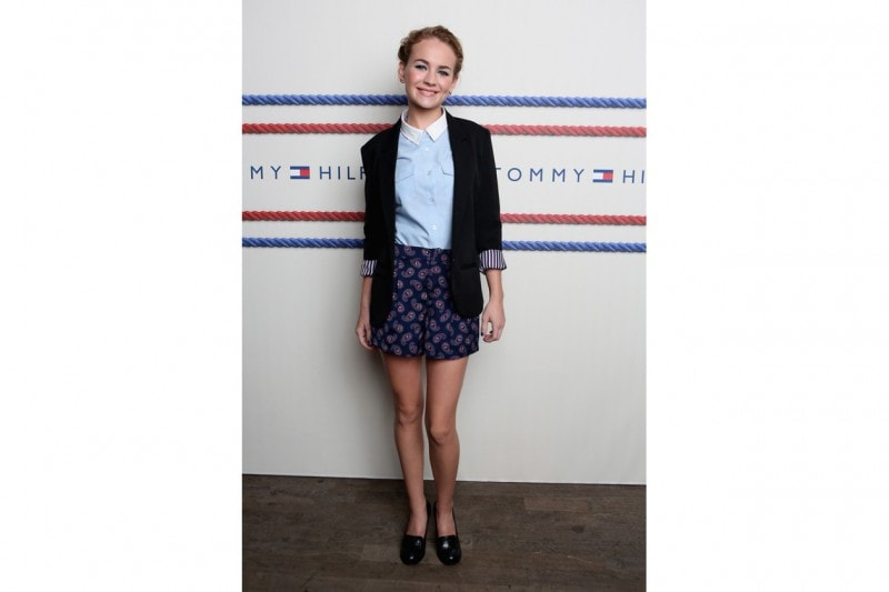 In Tommy Hilfiger