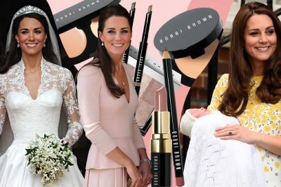 Kate Middleton make up: i beauty look più belli e i prodotti più amati