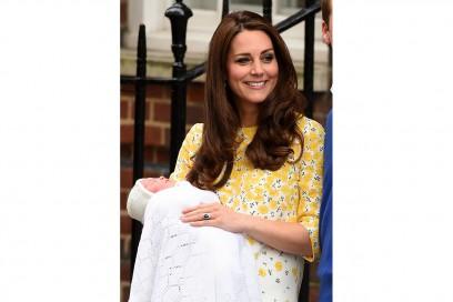 Kate Middleton make up: royal baby Charlotte
