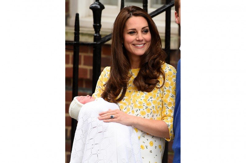 Kate Middleton make up: royal baby Charlotte
