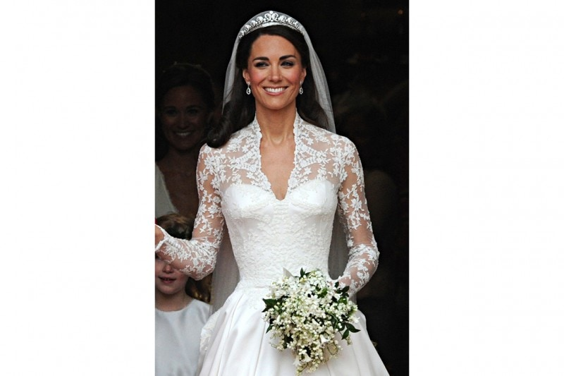 Kate Middleton make up: royal wedding