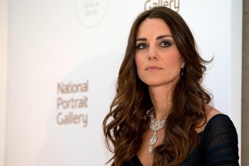 Kate Middleton make up: smokey eyes marrone freddo