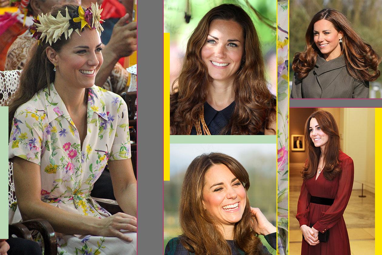 Kate capelli Collage