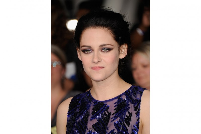 Kristen Stewart trucco: sguardo allungato