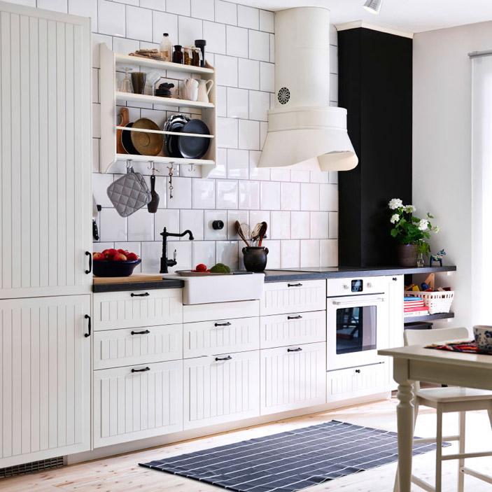 Metod: la cucina libera e versatile di Ikea - Grazia.it