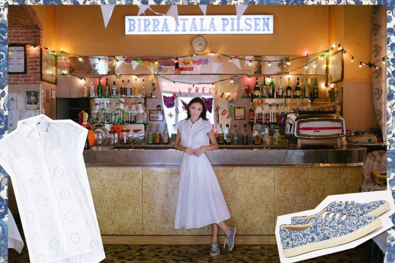 La PE 2015 di WeekEnd MaxMara indossata da Maria