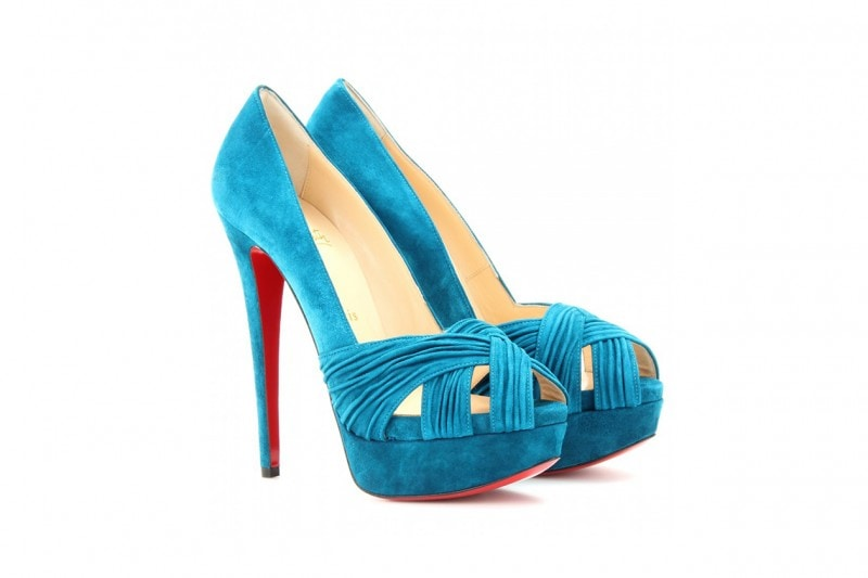 Le pumps Christian Louboutin