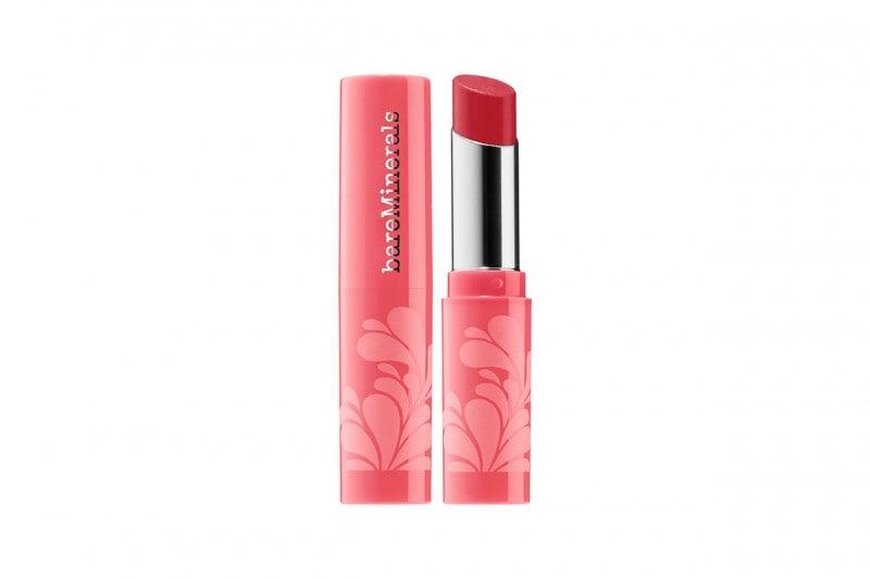 Lip balm con olio idratante: BareMinerals Pop of Passion Lip Oil-Balm