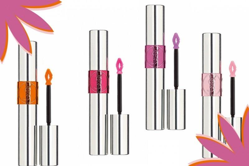 Lip gloss con olio idratante: YSL Volupté Tint-in-Oil