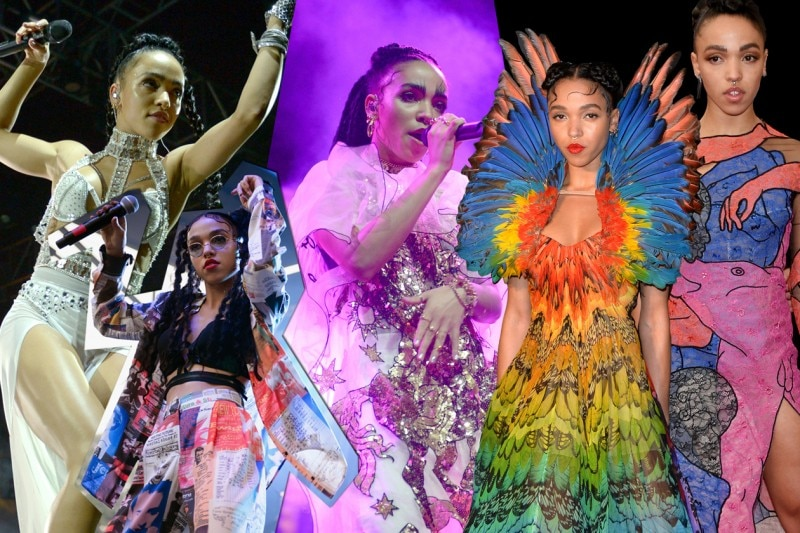 Lo stile avant-garde e supersexy di FKA TWIGS