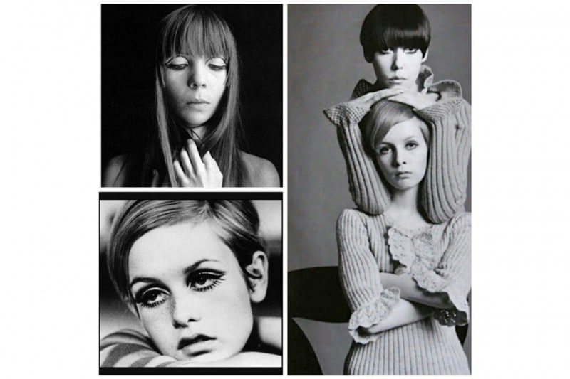 MAKE UP D'ISPIRAZIONE SIXTIES: MOD STYLE ICONS