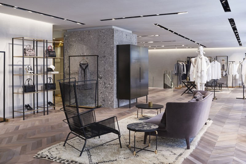 MAX MARA NEW LONDON FLAGSHIP STORE 6