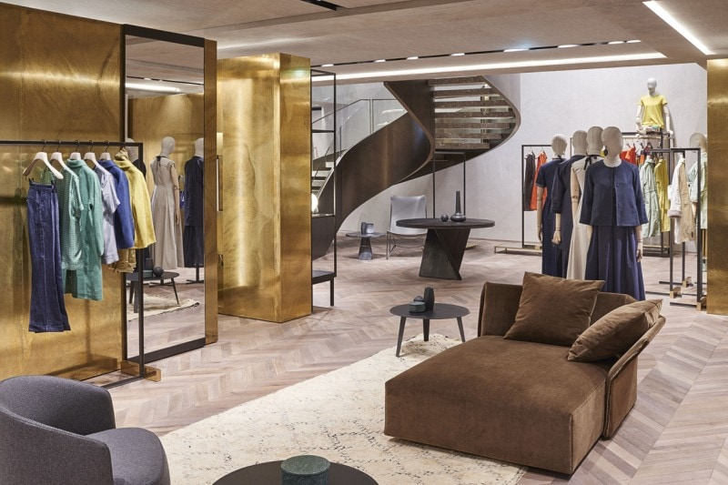 MAX MARA NEW LONDON FLAGSHIP STORE 7