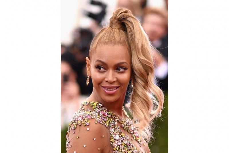 MET Gala 2015 Beauty Look: Beyoncé