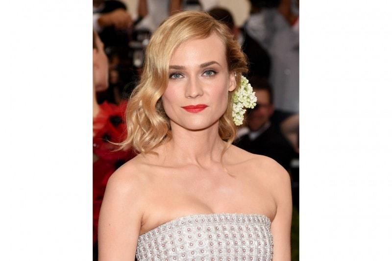MET Gala 2015 Beauty Look: Diane Kruger