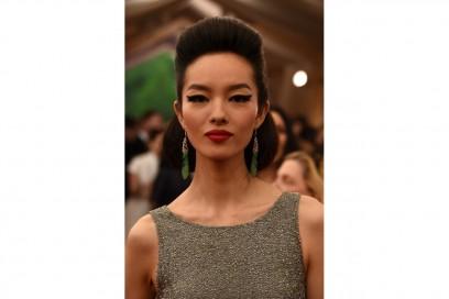 MET Gala 2015 Beauty Look: Fei Fei Sun