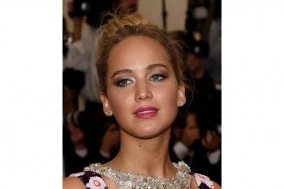 MET Gala 2015 Beauty Look: Jennifer Lawrence
