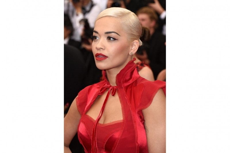 MET Gala 2015 Beauty Look: Rita Ora