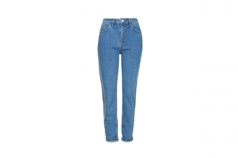 MOM JEANS: TOPSHOP