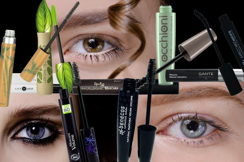 Mascara bio: il make up naturale anche per gli occhi più sensibili