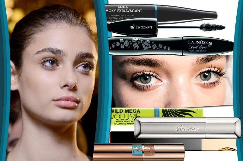 Mascara waterproof: le novità e i must have