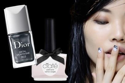 Nail art: effetto sfumato