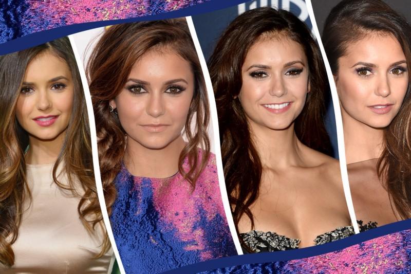 Nina Dobrev make up: i beauty look più belli