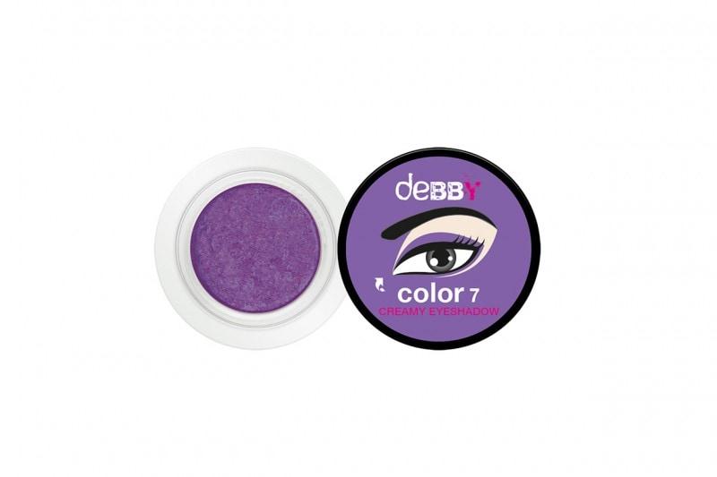 Ombretti per occhi marroni: Debby Creamy Eyeshadow Color 7