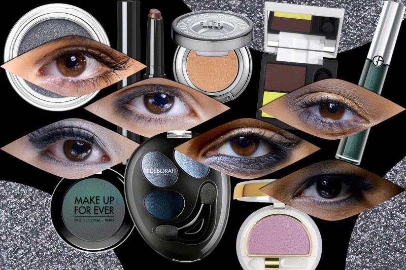 Ombretti per occhi marroni: le nuances ideali per esaltarli