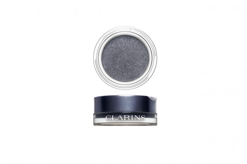Ombretto per occhi marroni: Clarins Iridescent Shadow 03 Aquatic Granit