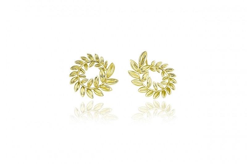 Palme Verte earrings 849773 0001