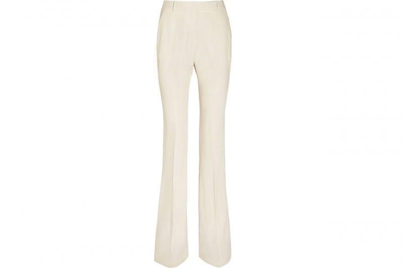 Pantaloni: Alexander McQueen