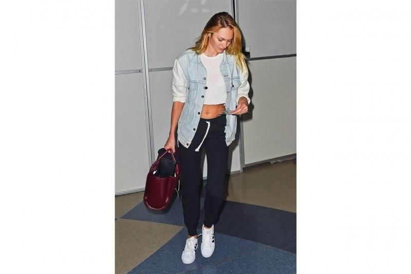 Pantaloni della tuta: Candice Swanepoel