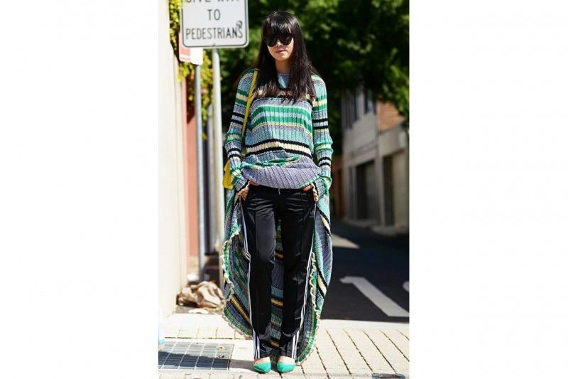 Pantaloni della tuta: street style