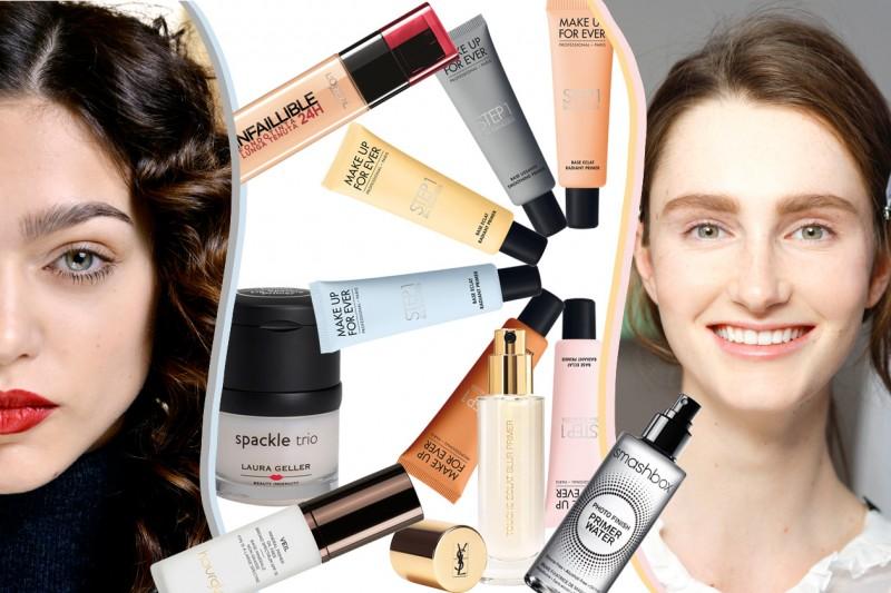 Primer viso: i più adatti a ogni tipo di pelle