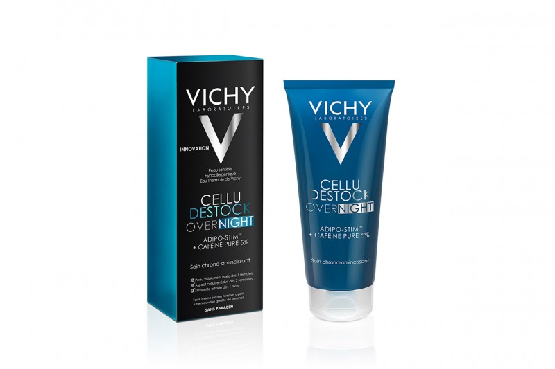 Prodotti anticellulite estate 2015: Vichy CelluDestock Overnight