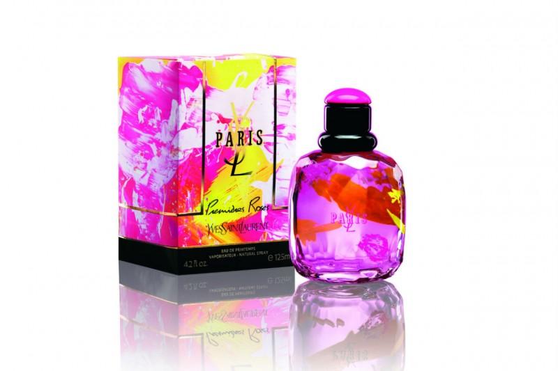 Profumi alla rosa: Paris Premières Rose Eau de Toilette in edizione limitata 2015 di Yves Saint Laurent